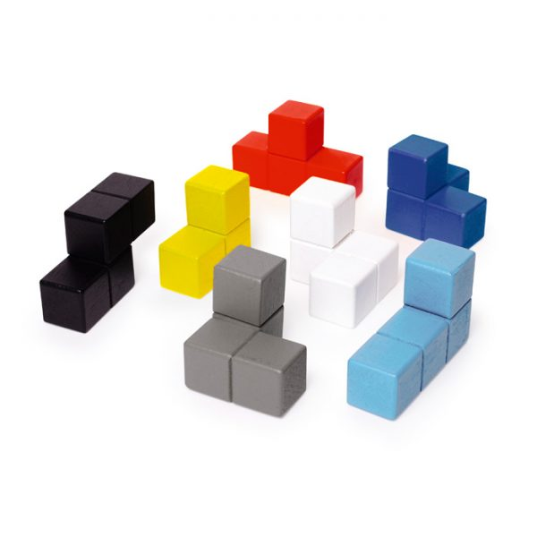 Cubo Puzzle Kikkerland