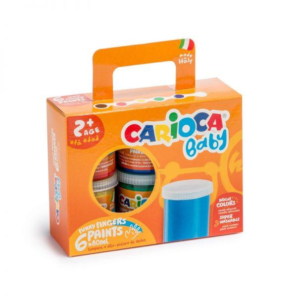 Pintura manos Carioca Baby