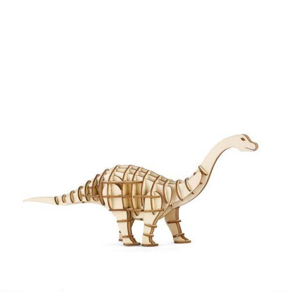 Puzzle 3D Apatosaurus Kikkerland