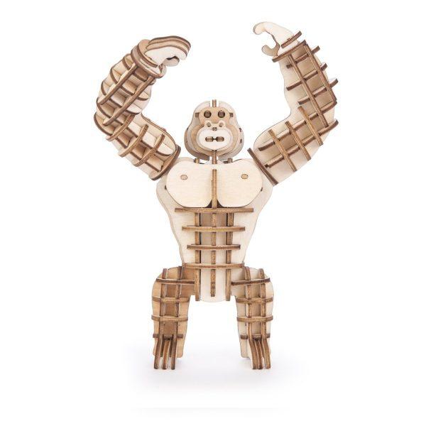 Puzzle 3D Gorilla Kikkerland